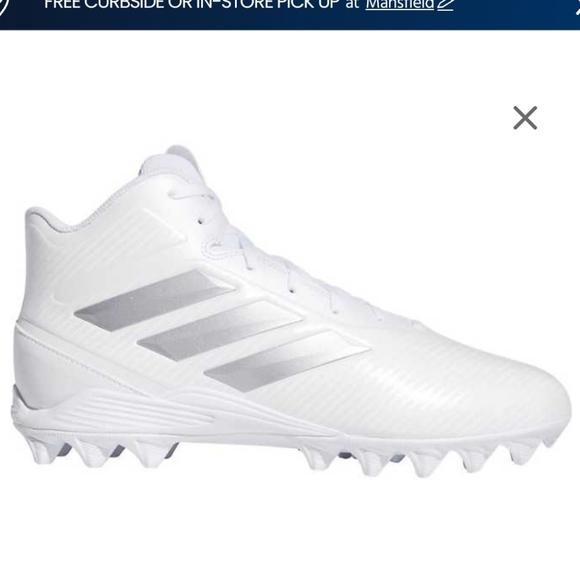 Adidas Freak Mid Football Cleats